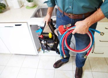 4 Signs That You Need A Plumber