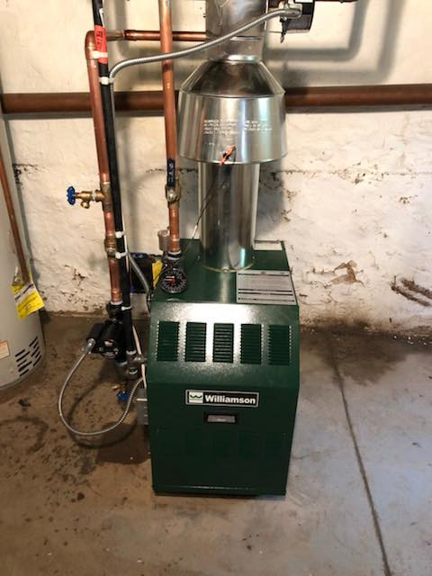 water heater yardley