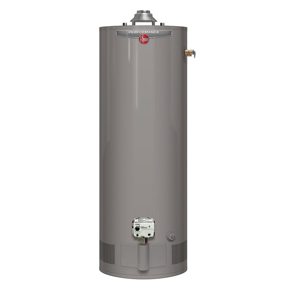 McClain Bros can service your gas water heater