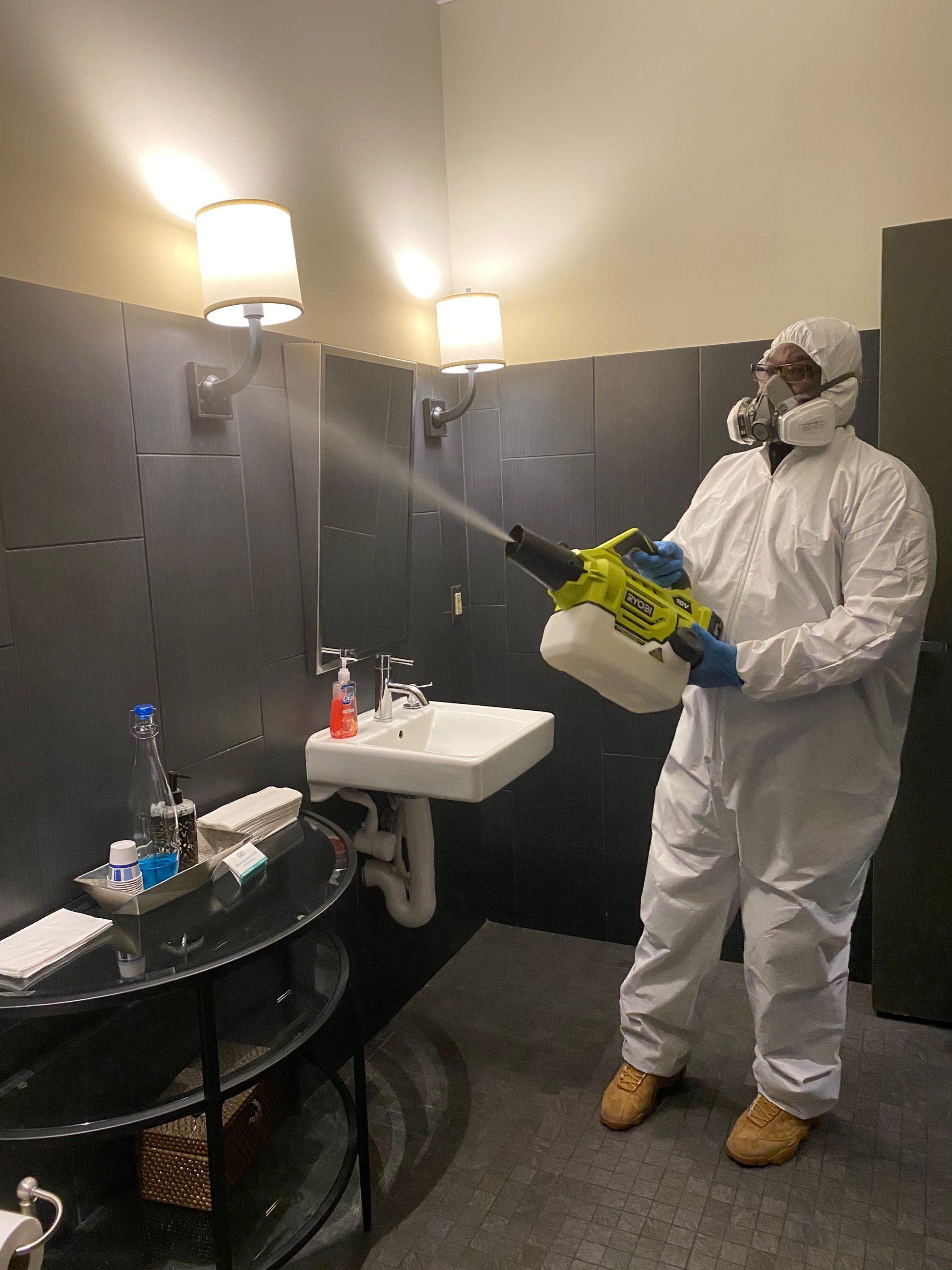 Disinfectant Fogger