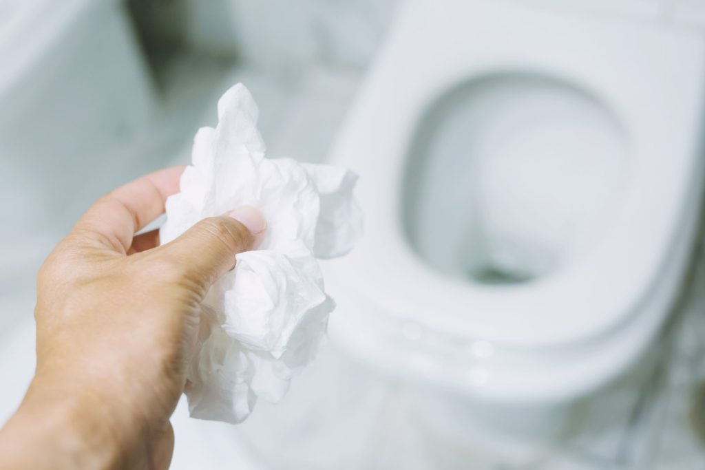 Toilet Clog