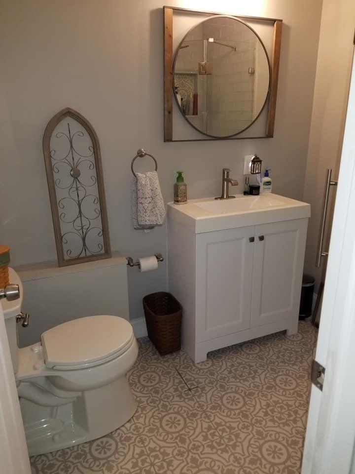 philadelphia bathroom remodel