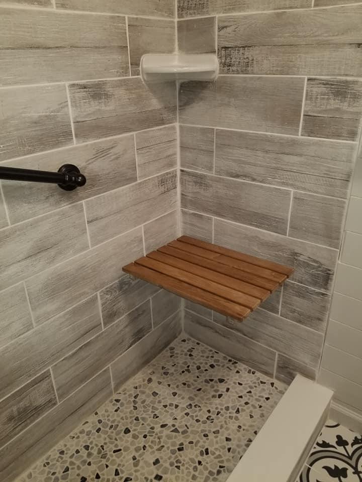 bathroom remodel plumber